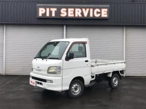 ダイハツ ハイゼットトラック  4WD AC MT オーディオ付