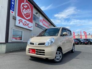 日産 モコ S FOUR 4WD 夏冬タイヤ付 シートヒーター キーレス