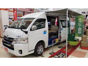 トヨタ ハイエースバン キャンパー鹿児島 レム セカンドアクト KULOS 4WD