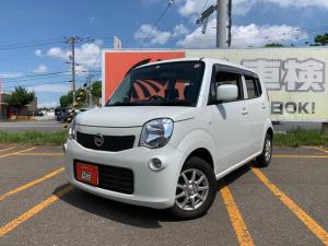 日産 モコ S FOUR 4WD ポータブルナビTV GPSレーダー
