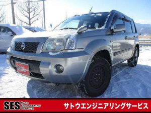 i日産 エクストレイル S・4WD4AT・ABS・Tチェーン