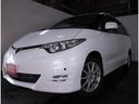 トヨタ/エスティマ 2.4アエラス Gエディション・4WD・スマートキー・HID