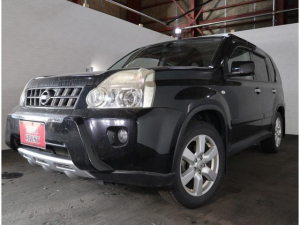 日産 エクストレイル 20X 4WD・スマートキー・エンスタ・ナビ・サンルーフ