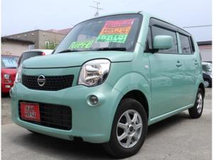 日産 モコ S FOUR 4WD・I-STOP・ナビTV・禁煙車