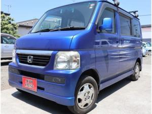 ホンダ バモス L 4WD・5MT・キーレス