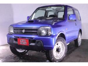 スズキ ジムニー XG 4AT・ABS・ターボ・キーレス・6.3万k