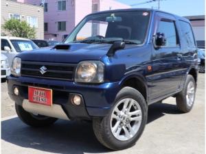 スズキ ジムニー XG 4WD 5MT・ABS・ターボ・切替式4WD・6.8万k