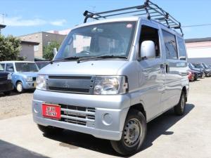 三菱 ミニキャブバン CL ハイルーフ 4WD 5MT・4WD・キーレス・ルーフキャリア
