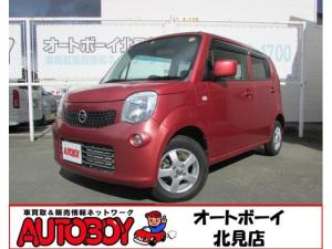 日産 モコ S FOUR 4WD シートヒーター CDオーディオ