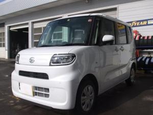 ダイハツ タント L SAIII 4WD 試乗車