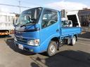 トヨタ/ダイナトラック 平ボディ 4WD リアシングルタイヤ マニュアル