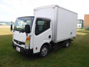 日産 アトラストラック 保冷バン 4WD バックカメラ マニュアル