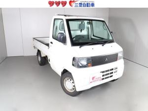 三菱 ミニキャブトラック Vタイプ 4WD MT エアコン 切替4WD