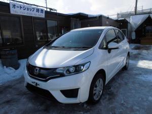 ホンダ フィット 13G・Lパッケージ・4WD・VSA・CD・車検整備付