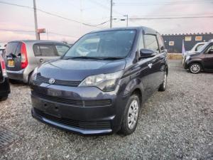 トヨタ スペイド X・4WD・電動スライドドア・車検整備付・CVT