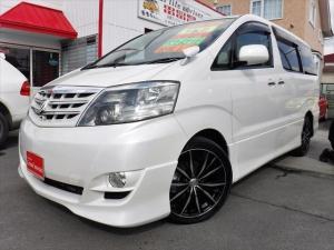トヨタ アルファードV AS 4WD
