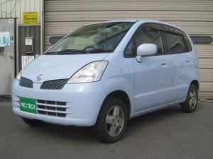 日産 モコ C 4WD ベンチシートABS Wエアバッグ シートヒーター