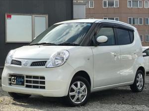 日産 モコ E FOUR・4WD・スマートキー・LED・ナビ・DVD再生