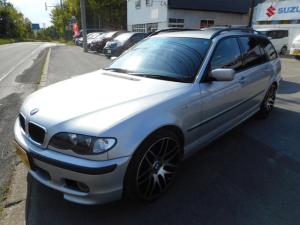 BMW 3シリーズ 318iツーリング Mスポーツ/19インチホイル