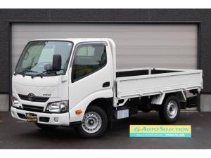 トヨタ ダイナトラック  3.0ディーゼルターボ ロング シングルジャストロー 4WD 寒冷地仕様車