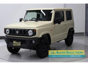 スズキ ジムニー XL 4WD 5速MT セーフティサポート装着車 シートヒーター付 マルチインフォメーションディスプレイ プッシュスタート スマートキー