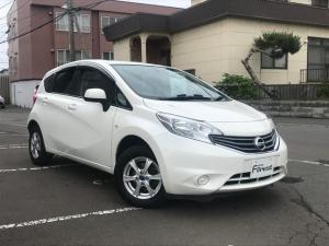 日産 ノート X FOUR 4WD 純正ナビ ワンセグテレビ ETC