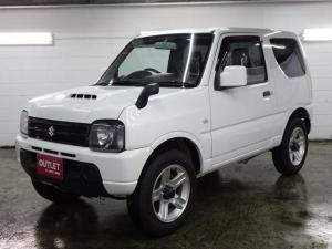 スズキ ジムニー XG 4WD 5速マニュアル/社外オーディオ/Tチェーン