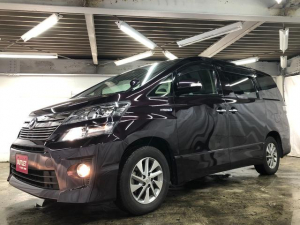 トヨタ ヴェルファイアハイブリッド ZR 4WD 本州仕入/パワーバックドア/純正ナビTV