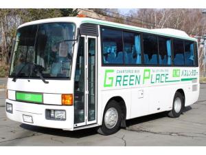 三菱ふそう エアロミディ 小型バス 29人 本州仕入サビ無 レンタカー