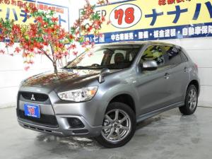 三菱 RVR M 事故歴無 4WD 4年保証
