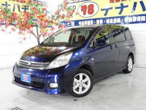 トヨタ アイシス プラタナ 事故歴無 4WD 4年保証