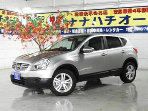 日産 デュアリス 20G FOUR 事故歴無 4WD ガラスルーフ 4年保証