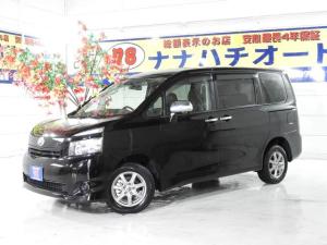 トヨタ ヴォクシー X 事故歴無 4WD 4年保証