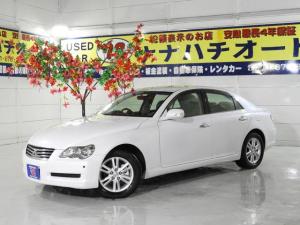 トヨタ マークX 250G Four 事故歴無 4WD 4年保証