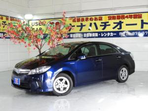 トヨタ SAI S 事故歴無 ハイブリッド保証付