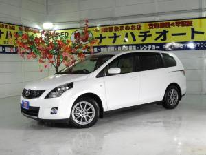 マツダ MPV 23C 事故歴無 4WD 4年保証