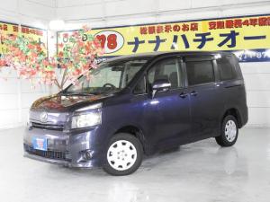 トヨタ ヴォクシー X 事故歴無 4WD 0円1年間走行距離無制限保証