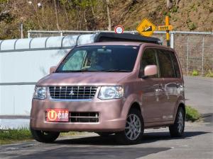 三菱 eKワゴン G 4WD 4速AT車