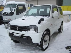 スズキ ジムニー XG 4WD インタークーラーターボ キーレス 5速MT