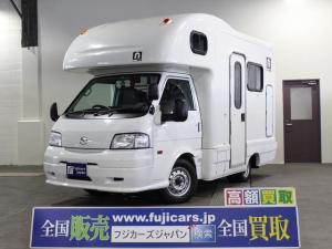 マツダ ボンゴトラック キャンピング AtoZ アミティ FFヒーター 4WD