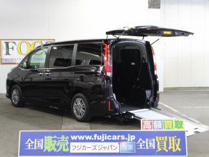 トヨタ エスクァイア 福祉車両 ウェルキャブ スロープ タイプ1 4WD 1基