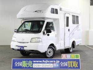 マツダ ボンゴトラック キャンピング AtoZ アレン FFヒーター 4WD