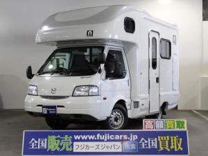 マツダ ボンゴトラック キャンピング Atoz アミティ ソーラーパネル 4WD