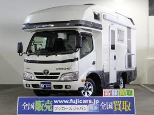 トヨタ カムロード キャンピング バンテック ジルノーブル 4WD