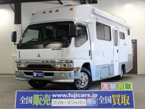 三菱ふそう キャンター キャンピング ヨコハマモーターセールス シーズ 発電機