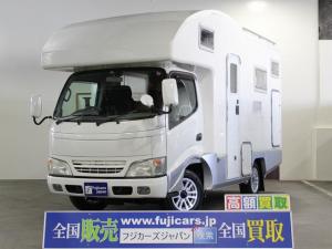 トヨタ カムロード キャンピング バンテック コルドバンクス 4WD