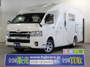 トヨタ ハイエースバン キャンピング アネックス リバティNS-S 4WD