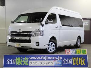 トヨタ ハイエースバン キャンピング FOCS Di 4WD