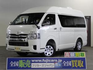 トヨタ ハイエースバン キャンピング FOCS DSコンパクト 4WD