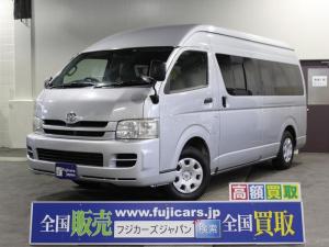 トヨタ ハイエースバン キャンピング トイファクトリー トイズBOX 4WD